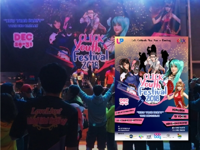 Click Youth Festival 2018